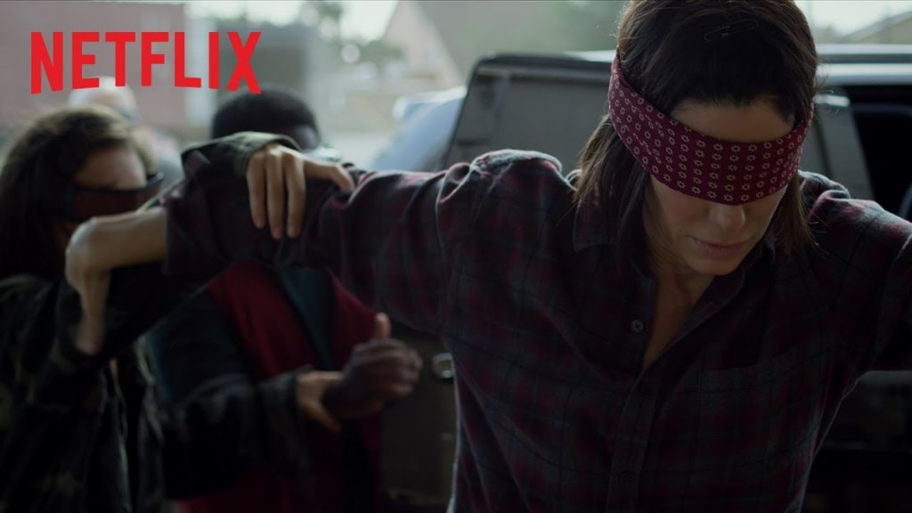 Bird Box Breaking Record In Netflix