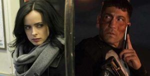 Netfilx Officialy End Jessica Jones And The Punisher Sequel