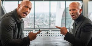Frist Trailer 'Fast & Furious Presents: Hobbs & Shaw'