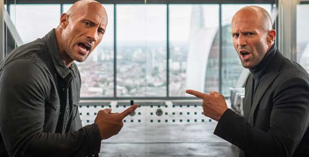 Frist Trailer 'Fast & Furious Presents: Hobbs & Shaw'