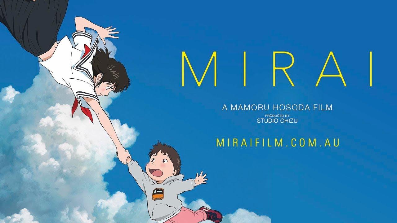 Review: Mirai By Mamoru Hosoda