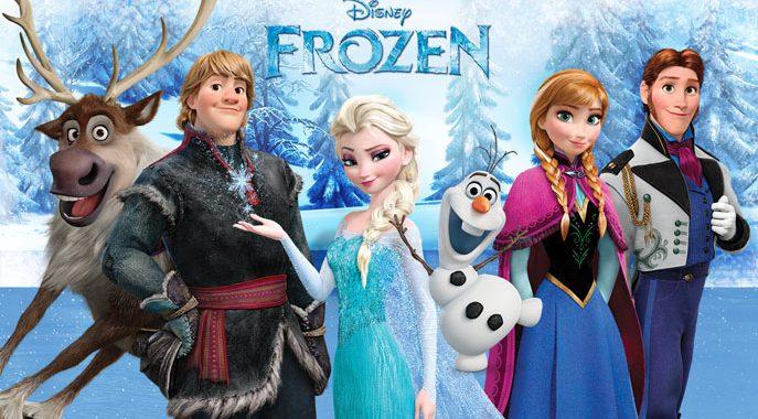 Frozen: Queen of Ice !
