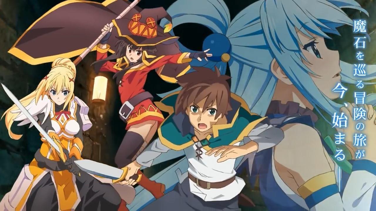 Konosuba: The Most Popular Comedy Genre Anime Back In Time