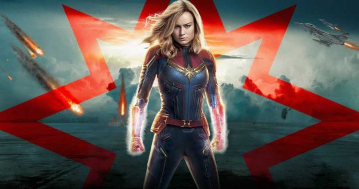 Review Movie: Captain Marvel, Honestly A Little Bit Dissapointed