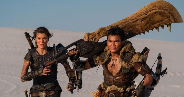 Monster Hunter Movie Will Be Released On 2020