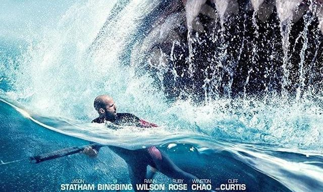 Review Movie: The Meg Starring Jason Statham