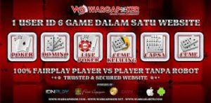 Wargapoker Situs Judi Poker Online Terpercaya Terbaru Di Android