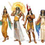 Dewa Dewi Mitologi Mesir