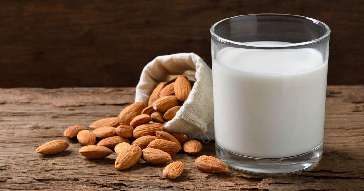 Manfaat Susu Almond Bagi Kesehatan