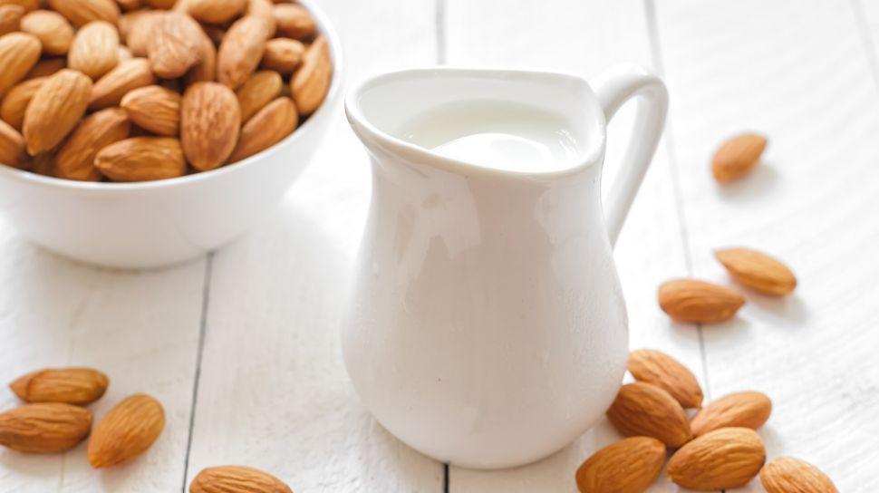 5 Manfaat Susu Almond Bagi Kesehatan Tubuh