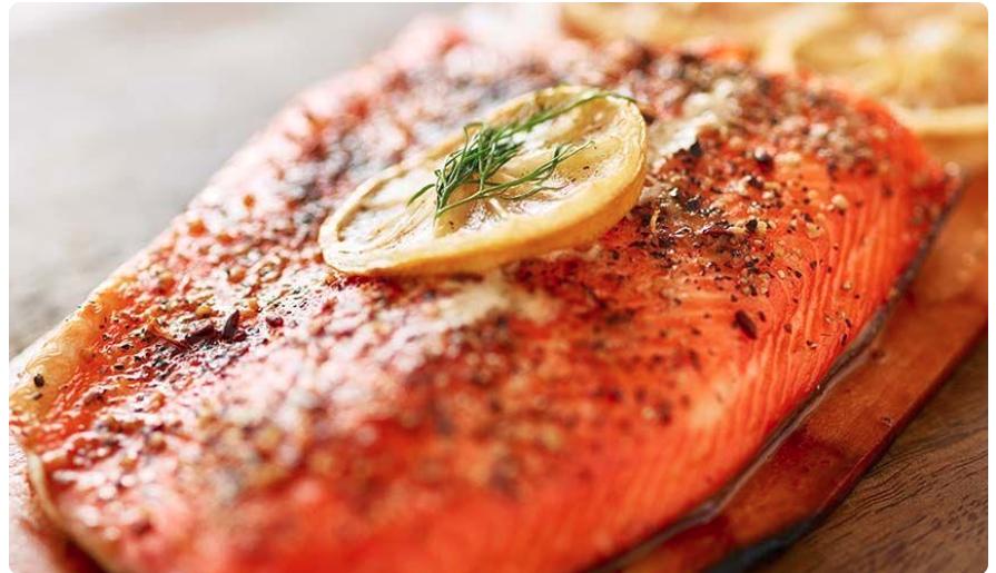 Manfaat Dari Ikan Salmon