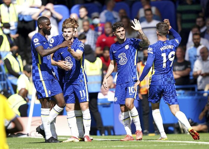 Chelsea Gelar Uji Coba dan Menang 13-0
