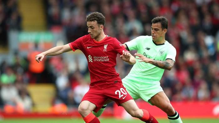 Liverpool Vs Bilbao Selesai 1-1 Laga Uji Coba